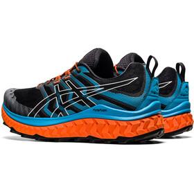 asics Trabuco Max Shoes Men, negro/azul